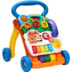 $23.88VTech Sit-to-Stand 婴儿音乐学步车