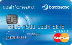 Get a $200 cash rewards bonus Barclaycard CashForward™ World Mastercard®
