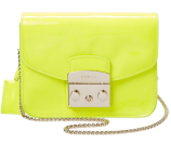 Metropolis Mini Leather Crossbody by Furla