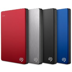 $99.99 Seagate Backup Plus 4TB Portable External Hard Drive