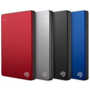 $99.99 Seagate Backup Plus 4TB Portable External Hard Drive