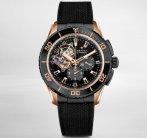 $10500 Zenith Men's El Primero Stratos Spindrift Watch