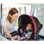 Graco SnugRide Click Connect 30 LX Infant Car Seat, Marco