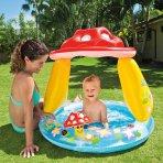 $4.74 白菜凑单好物! 史低价!Intex 蘑菇造型婴儿戏水池