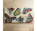 Cloud Step® Butterfly Memory Foam Rug | Pier 1 Imports