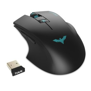 HAVIT HV-MS976GT 2.4GHz Adjustable 2000 DPI Wireless Gaming Mouse