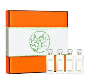 $50 HERMÈS Garden Collection Coffret Set @ Sephora.com