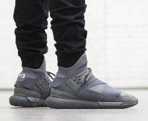 $100 Off Y-3 Slip-On High-Top Sneakers @ Saks Fifth Avenue