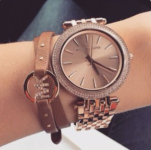 Extra 25% Off Watches Sale @ Michael Kors