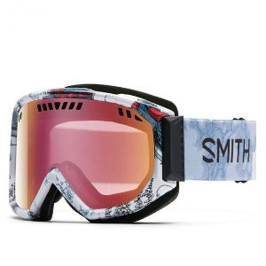 Smith Optics SC3EBK16 Medium Fit Scope Adult Snow Goggles Black White Frame RC36 Lens | Focus Camera