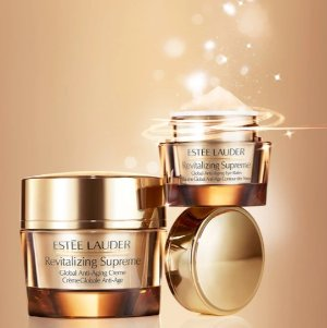 Free Gift + Save $20on any Estee Lauder 1.7oz or larger Revitalizing Supreme+, Resilience Lift or DayWear Moisturizer