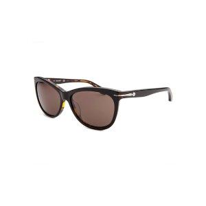 Calvin Klein CK4220S-5616053 Sunglasses,Women's Butterfly Black and Havana Sunglasses, Sunglasses Calvin Klein Sunglasses Sunglasses