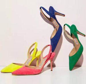 Extra 35% Off Manolo Blahnik Shoes On Sale @ Neiman Marcus