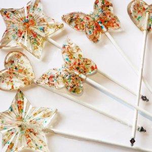 Swarovski Crystal Lollipops
