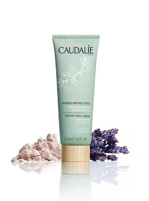 Dealmoon Exclusive: Free Full Size Instant Detox Maskwith Any Purchase of $50 @ Caudalie