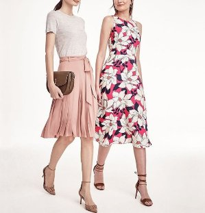 Up to 75% Off + Extra 50% Off All Sale Styles @ Ann Taylor