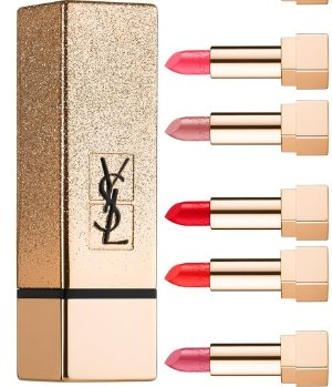 New Arrival! $37 Yves Saint Laurent Star Clash Limited Edition Rouge Pur Couture @ Saks Fifth Avenue