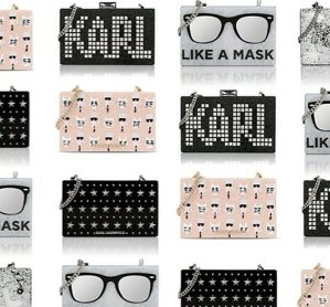 Up to 70% Offon Karl Lagerfeld Women's Handbags @ Mybag