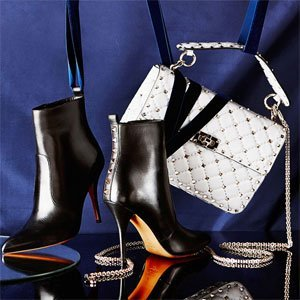 Up to 60% Off Valentino Handbags & Shoes @ Rue La La