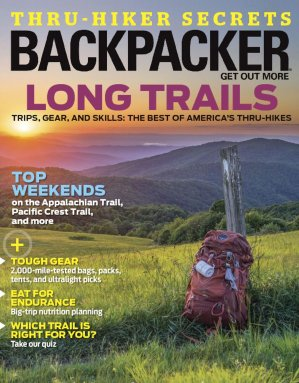 $4.99/yrBackpacker Magazine & Outside Magazine