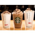 Starbucks Returns 3 'Molten Chocolate' Drinks for Valentine's Day