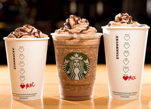 Valentine's Special!Starbucks Returns 3 'Molten Chocolate' Drinks for Valentine's Day