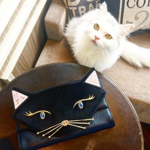 From $24 Cat Lovers Handbags and Accessories @ kate spade