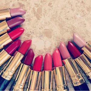 From $4.25 Revlon Super Lustrous Lipstick Creme @ Amazon.com