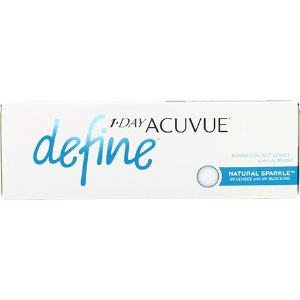 1 Day Acuvue Define Natural Sparkle with LACREON - Contact Lenses - Hassle Free & Quick Shipping