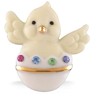 Spring Chick Pin by Lenox