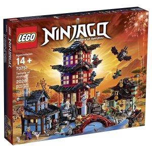 $159.99LEGO Ninjago Temple of Airjitzu 70751