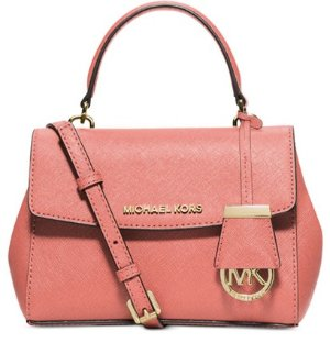 $89 MICHAEL Michael Kors Ava Mini Crossbody on Sale @ macys.com