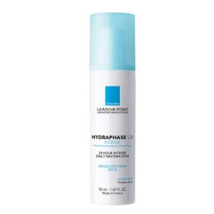 La Roche-Posay Hydraphase UV Intense 24-Hour Intense Daily Rehydration Sunscreen SPF 20, 1.69 OZ