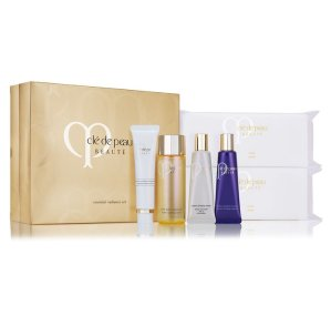 $125New Essential Radiance Set @ Cle de Peau Beaute