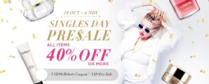 Up To 70% Off Pre Hit of Singles Day @ Sasa.com