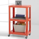 Studio 3B™ 3-Tier Metal Shelving, 3 Colors