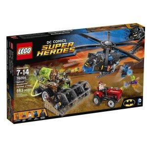 LEGO Super Heroes 76054 Batman: Scarecrow Harvest of Fear Building Kit