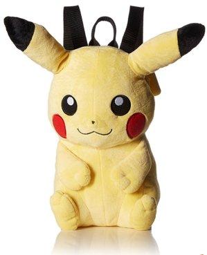 $12.86Pokemon Boys' Pikachu Plush Backpack