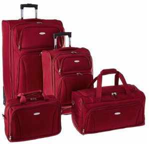 Samsonite Premium 4 Piece Lightweight Set (20