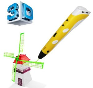 Glyby Intelligent 3D Printing Pen