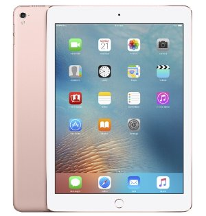 Apple iPad Pro 9.7inch 32GB WIFI + 4G LTE Rose Gold