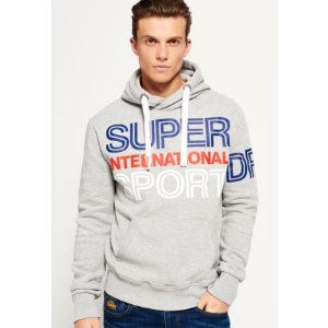 International Sport Panel Hoodie