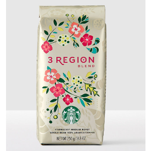3 Region Blend, Whole Bean