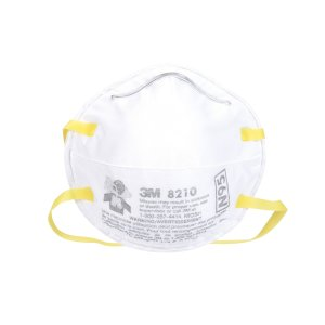 3M 8210 N95级防尘口罩 20个装