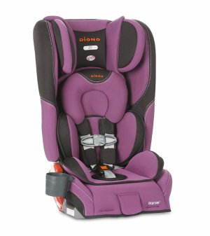 Diono Rainier Convertible + Booster Car Seat