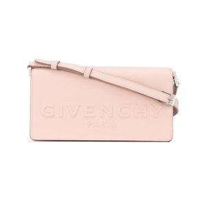 Givenchy Embossed Logo Wallet Crossbody Bag