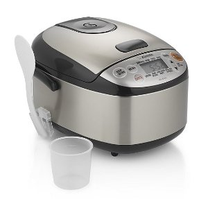 Zojirushi ® 3-Cup Rice Cooker NS-LGC05