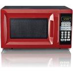 $35 Hamilton Beach 0.7 cu ft Microwave Oven, Black