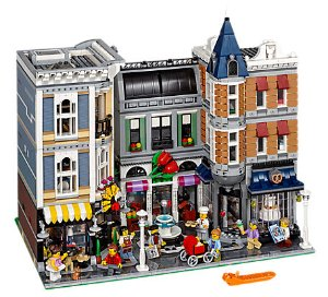 $279.99New LEGO Creator Assembly Square