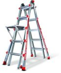 $156.54Little Giant 22呎(6.7米) 配有工具托家用长梯 (承重250磅)